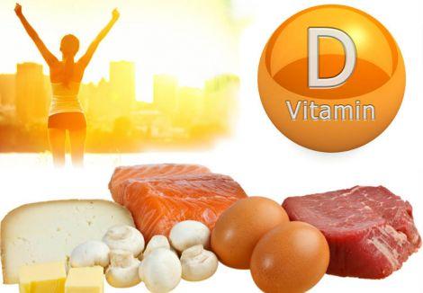 Вітамін D продовжує життя