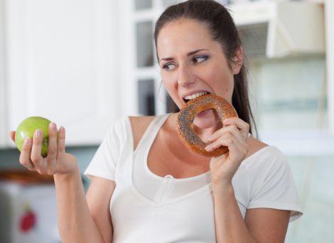 Вагітним шкідливо набирати зайву вагу