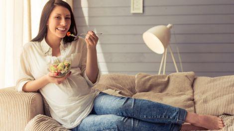 Як не набрати зайву вагу під час вагітності?