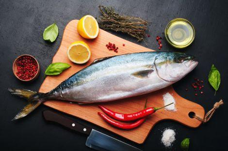 Шкідлива риба для вагітних