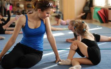 Гімнастика для всієї сім'ї