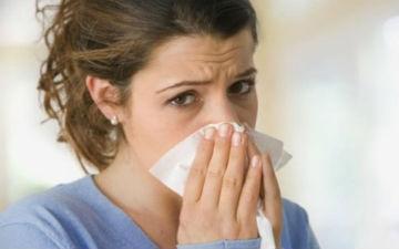 Лікуємо осінню застуду