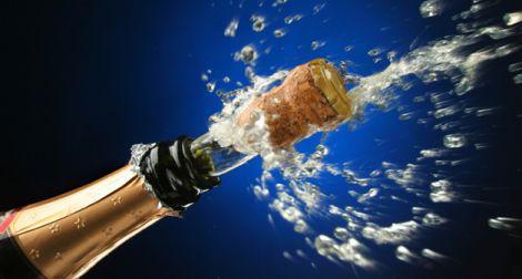 Чому корисно пити шампанське