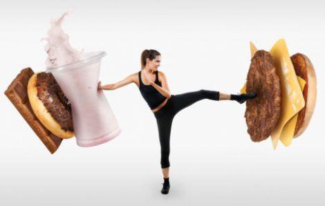 Выдмовтесь від шкідливої їжі