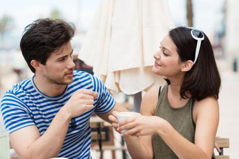 Як натякнути чоловікові, що він вам подобається