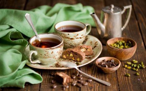 А ви любите пити чай?