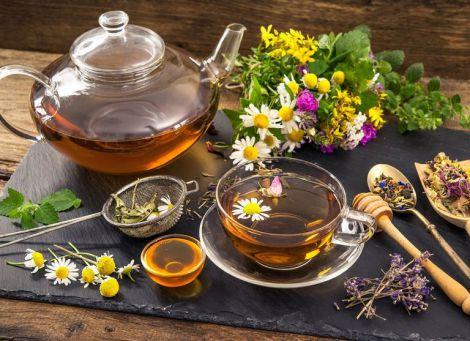 Чай з кореня солодки