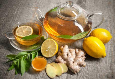 Як приготувати смачний імбирний чай