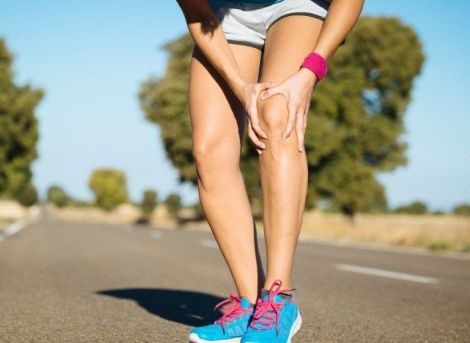 Як вилікувати біль у колінах?