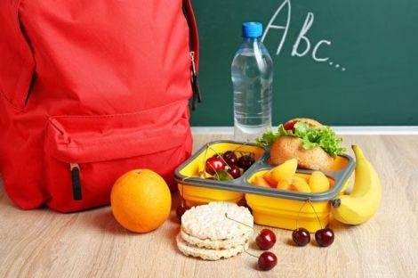 Що дати дитині з собою для перекусу в школі