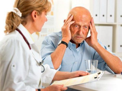 Симптом хвороби Альцгеймера