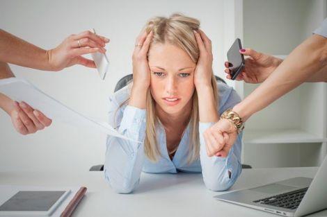 Хвороби, які провокує стрес
