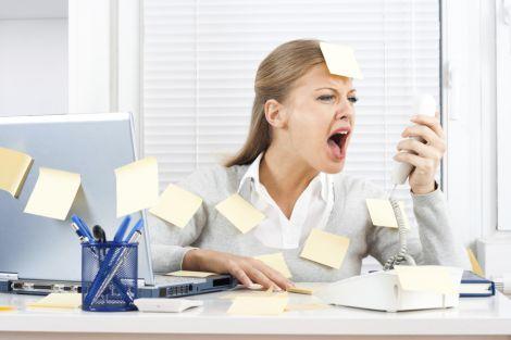 Основні причини хронічного стресу