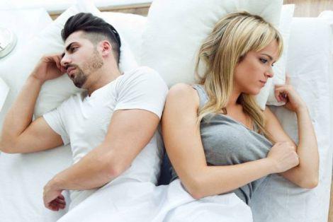 Стрес погіршує інтимне життя
