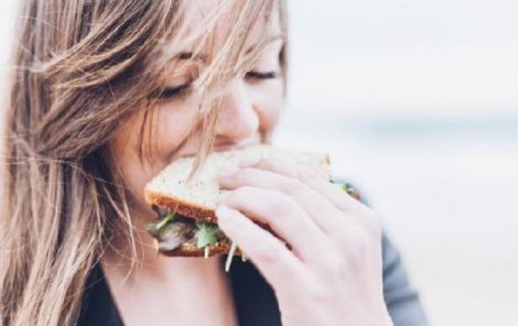 Їжа для подолання стресу