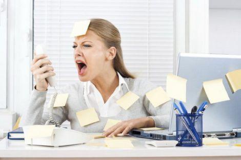Робочий стрес та судини