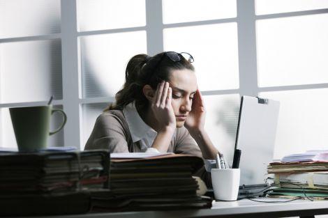 Стрес позбавляє людей від ризику