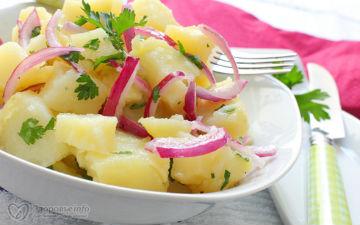 Для стрункого живота їжте холодну холодну картоплю