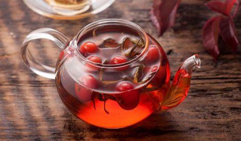 Чай з шипшини - унікальний лікувальний засіб