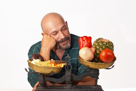 Скоротіть споживання тваринних жиpів, цукру та солі.