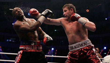 Бокс може провокувати хворобу Паркінсона