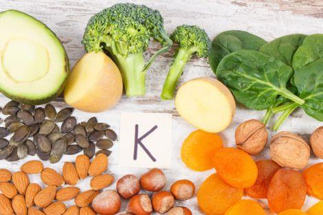 Дефіцит вітаміну К
