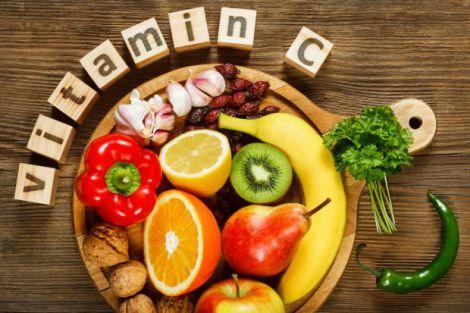Корисний вітамін С