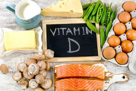 Вітамін для здоров'я на самоізоляції