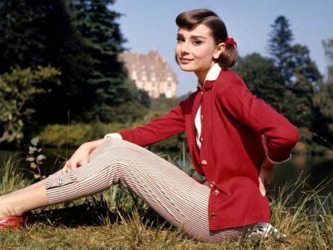 Одрі Хепберн - американська акторка та фотомодель