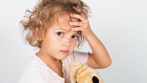 Дитячий головний біль