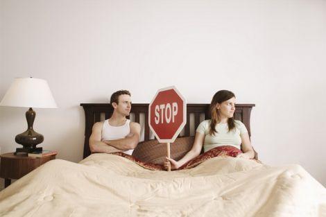 У стресових ситуаціях потрібно відмовитись від інтиму