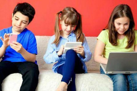 Гаджети провокують психічні проблеми у дітей