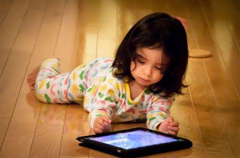Негативний вплив гаджетів на дітей