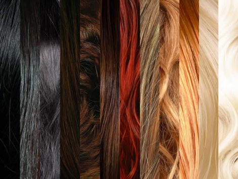 обираючи колір волосся слід опиратись на базові правила