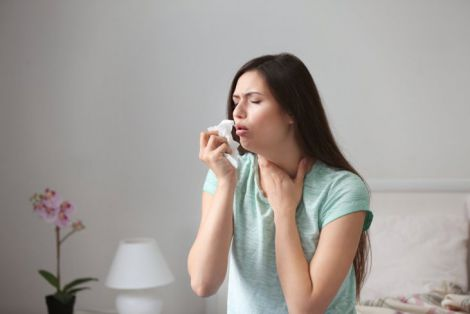 Лікування кашлю теплими напоями