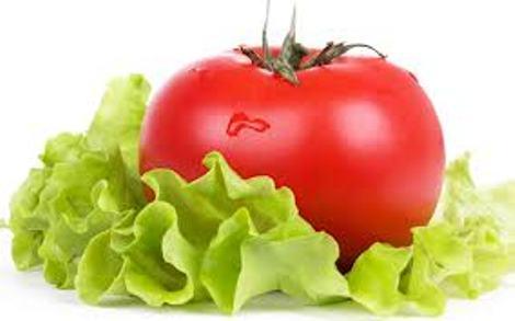 В помідорах багато селену