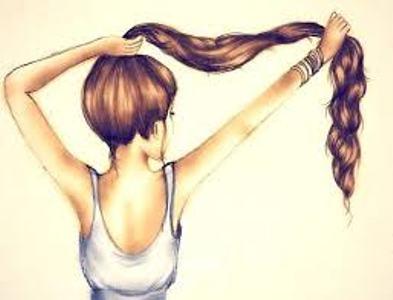 Наносити її потрібно на чисте волосся