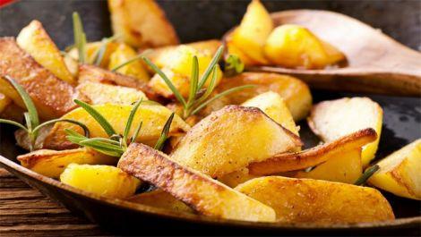 Чому смажена картопля шкідлива для здоров'я?