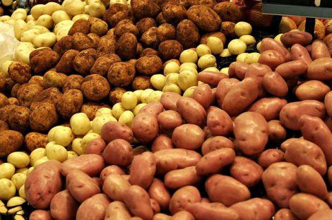 Науковці навчились лікувати гепатит за допомогою картоплі