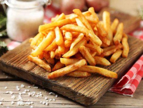 Смачна картопля фрі