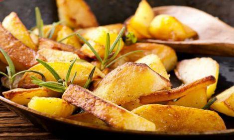 Шкода смаженої картоплі