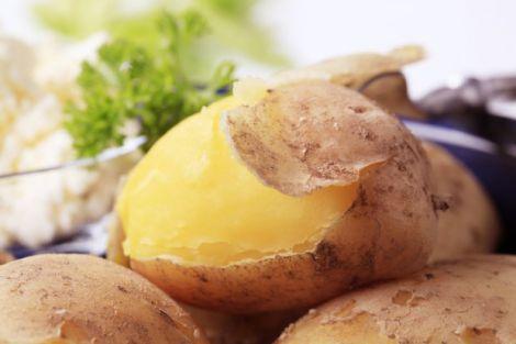 Картопля в мундирі нормалізує тиск