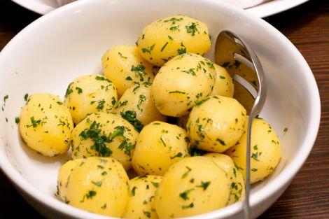 Корисна та смачна картопля