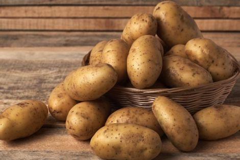 Користь картоплі для здоров'я