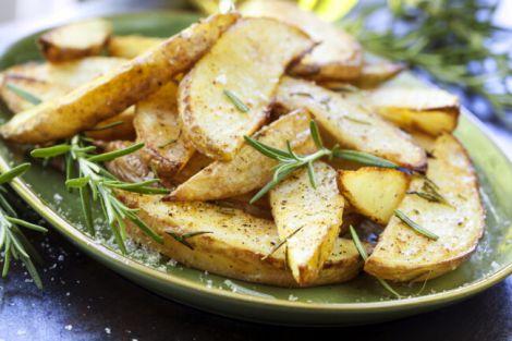 Переваги вживання картоплі