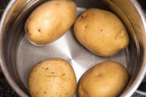 Правильне приготування картоплі