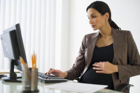 Робота вагітних жінок