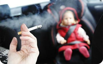 пасивне куріння надзвичайно шкідливе