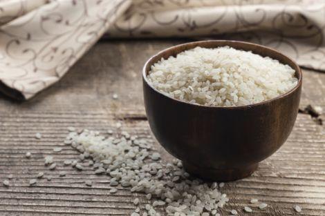 Білий рис