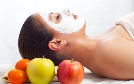 Яблучна маска для обличчя